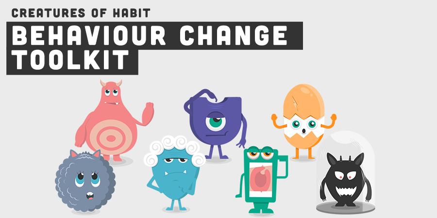 Behaviour change toolkit